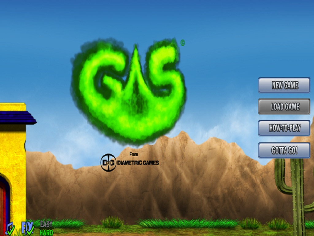 GAS  -  A hilarious new twist on the old side scroller.'s video poster