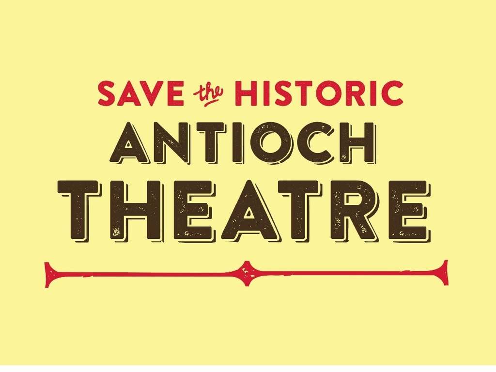 Save the Antioch Theatre's video poster
