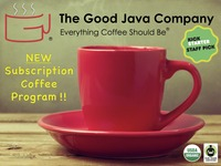 Fair Trade Organic Coffee Subscription Program