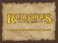 Ruinous - Strategy Card Game