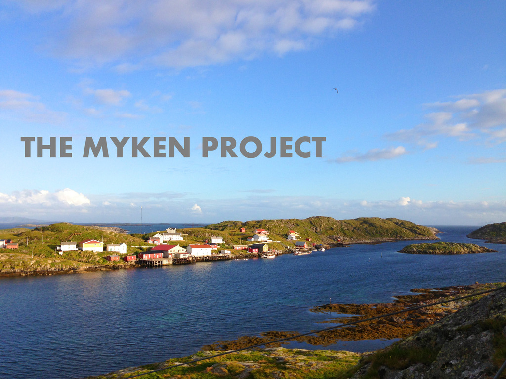 The Myken Project's video poster
