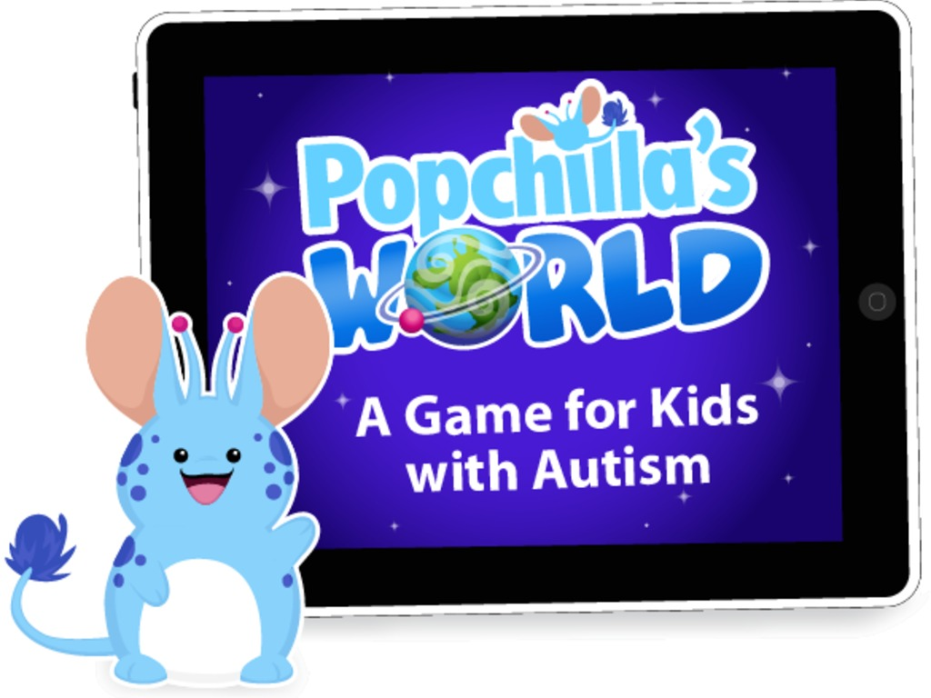 Popchilla's World: A Game for Kids with Autism's video poster