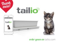 Tailio: The First Smart Health Monitor for Cats