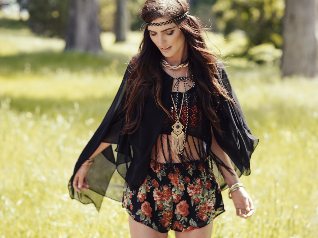 La Coachelle - French made fashion touch for your summer's video poster