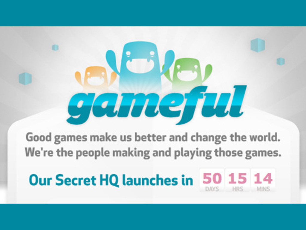 GAMEFUL, a Secret HQ for Worldchanging Game Developers's video poster