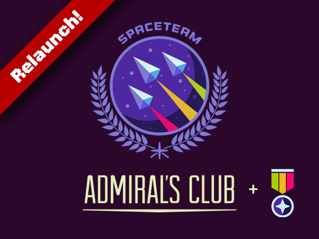 Spaceteam Admiral's Club **Relaunch**'s video poster