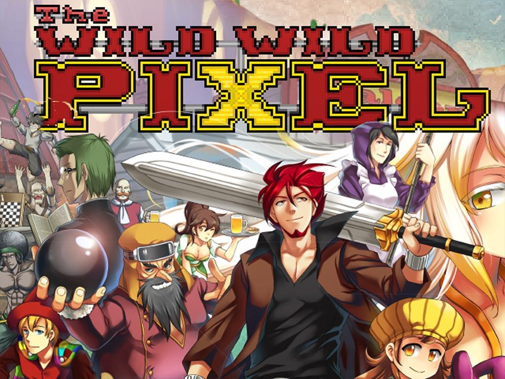 The Wild Wild Pixel's video poster