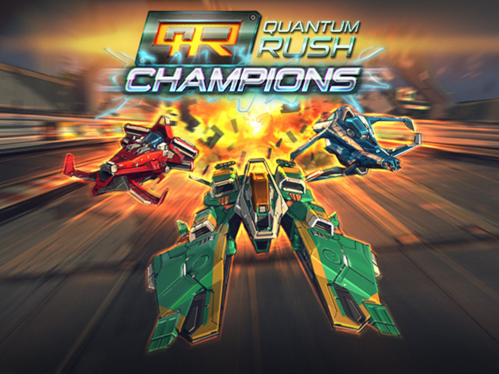 Quantum Rush: Champions's video poster