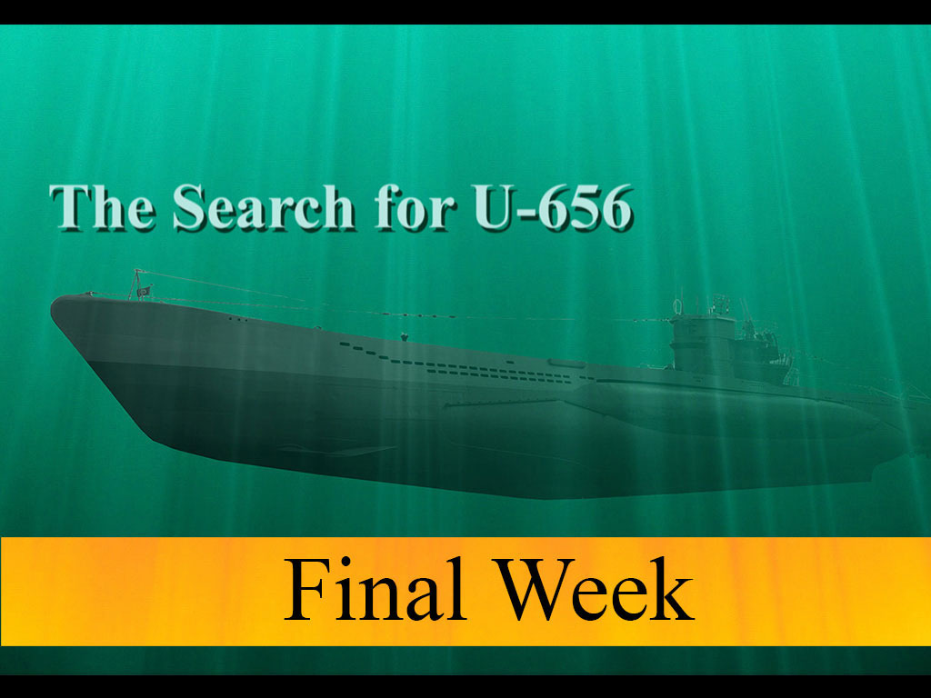 The Search for U-656's video poster