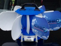 Flutter - Worlds First Portable Wind Turbine for USB Devices