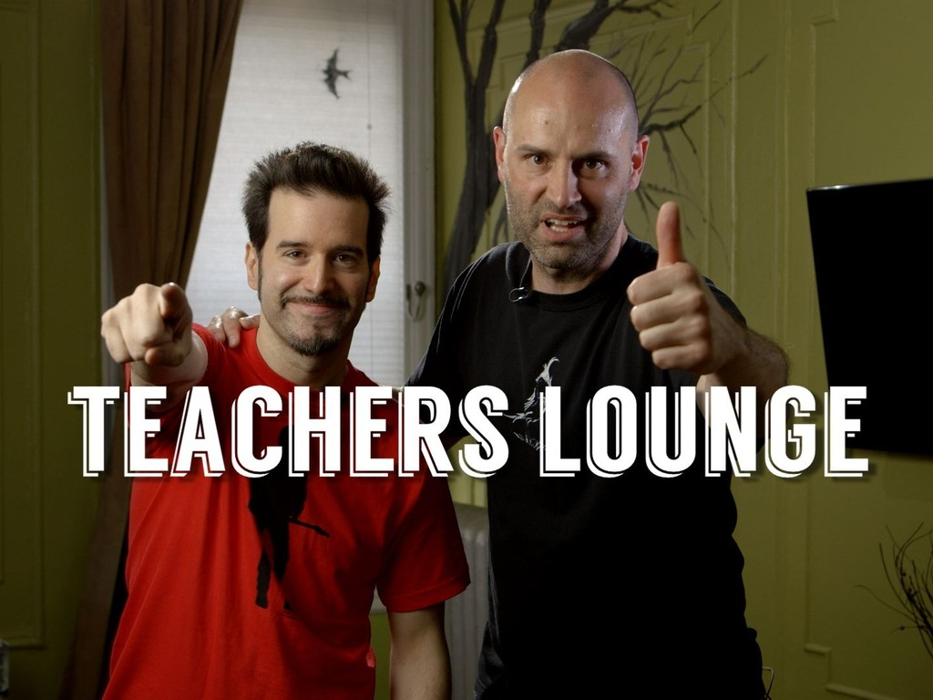 Teachers Lounge's video poster
