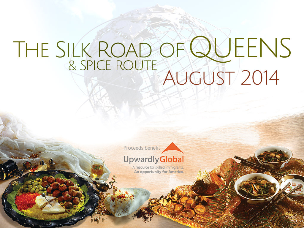 Silk Road & Spice Route of Queens: NYC Food Tour's video poster
