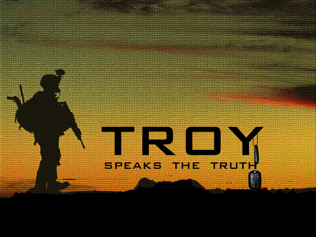 TROY SPEAKS THE TRUTH's video poster