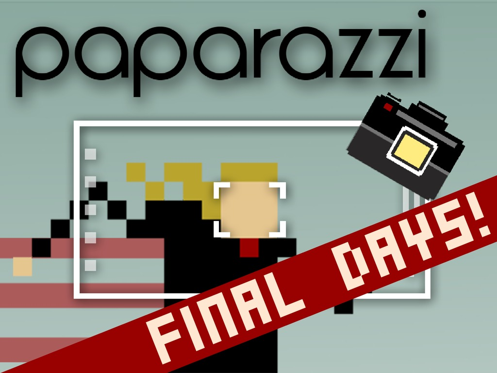 Paparazzi's video poster
