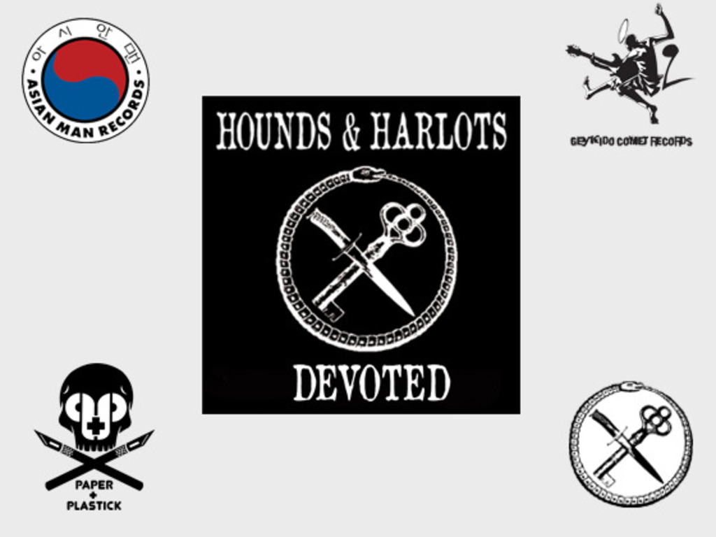"""Hounds & Harlots Charity 7""""!'s video poster"""