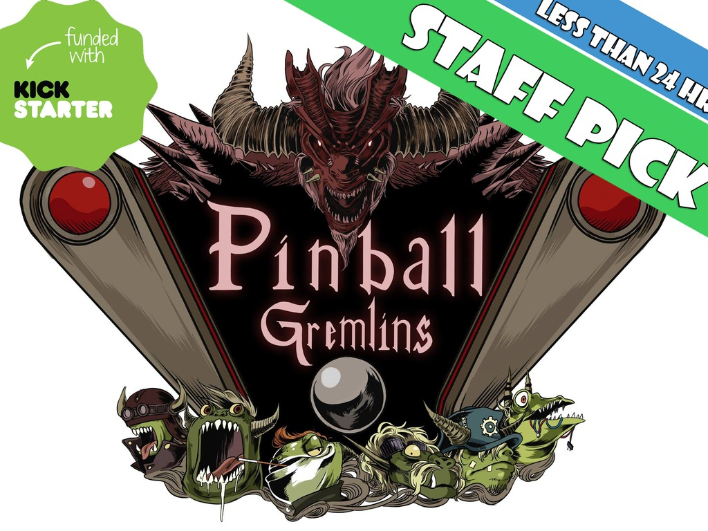 Pinball Gremlins Pinball Machine's video poster