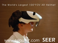 SEER: The First AR Helmet that Makes You A Real Iron Man