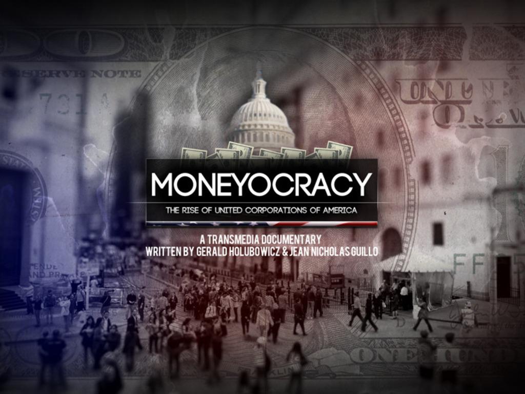 Moneyocracy's video poster
