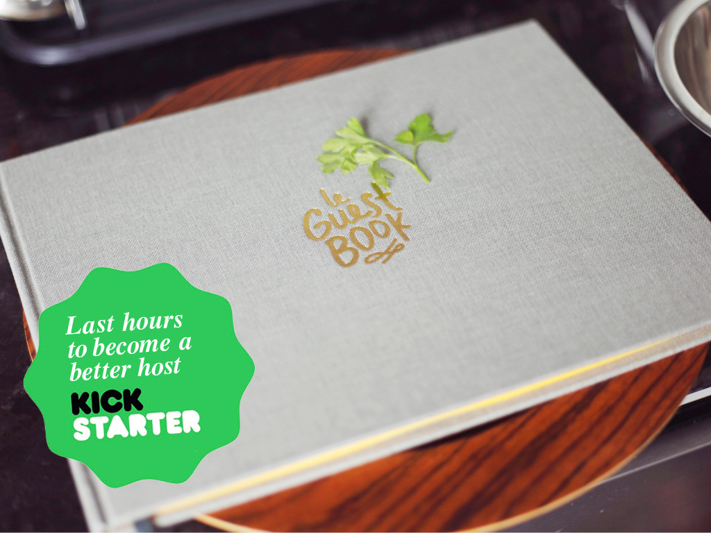 Le Guest Book: The gift with a sense of old time hospitality's video poster