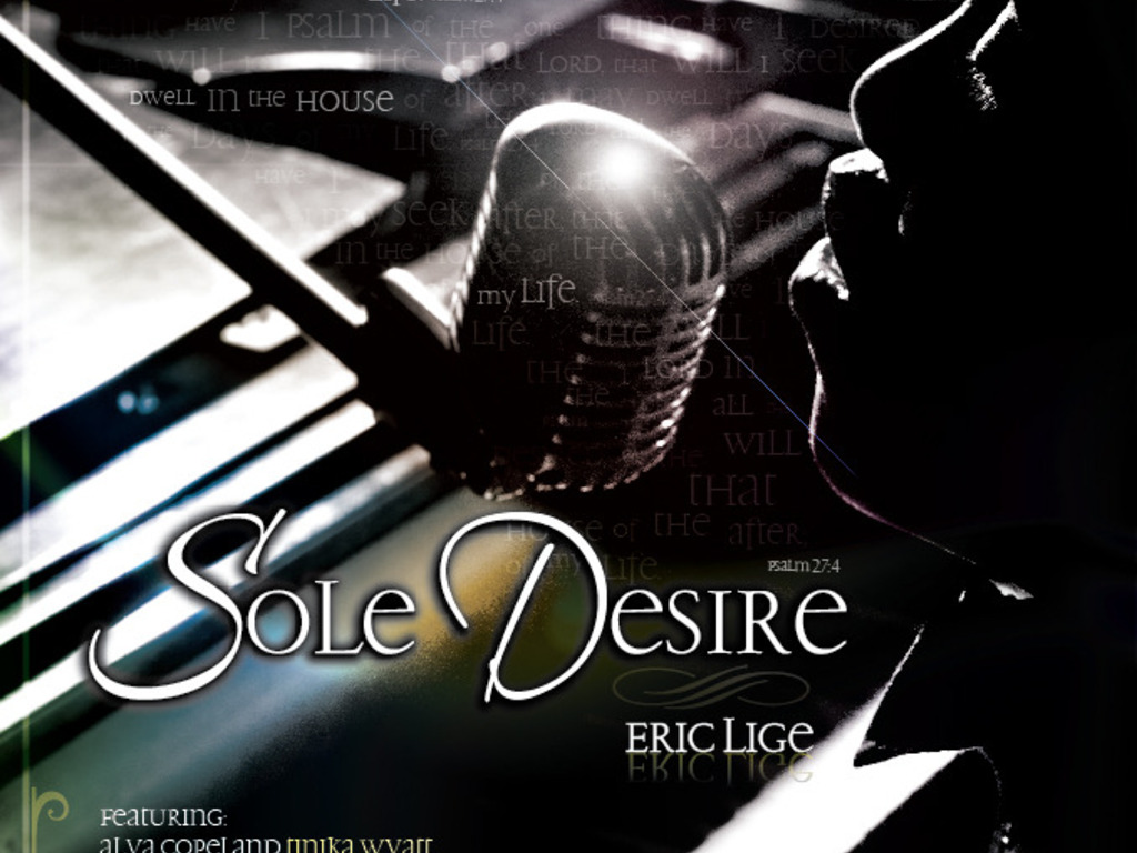 """Sole Desire"" - New Worship Album's video poster"