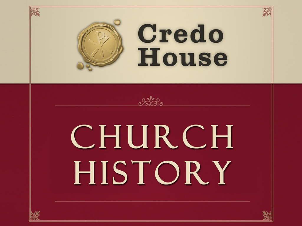 Church History's video poster
