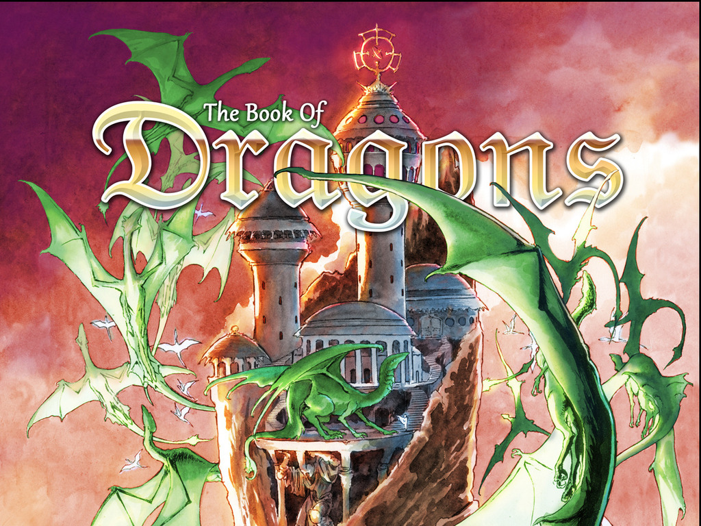 The Book of Dragons's video poster
