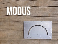 MODUS: The Ultimate 11-in-1 Portable Sketching Tool.