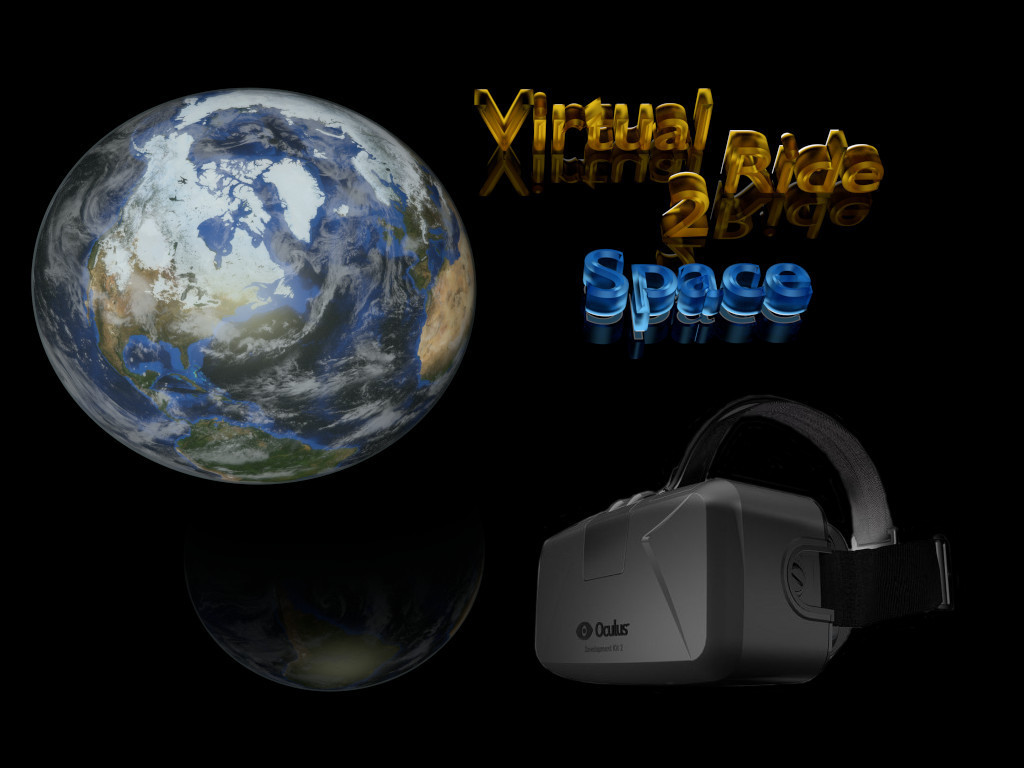 Virtual Ride to Space (VR2Space)'s video poster