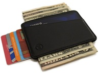 TYNI WALLET - stylish, slim and functional leather wallet