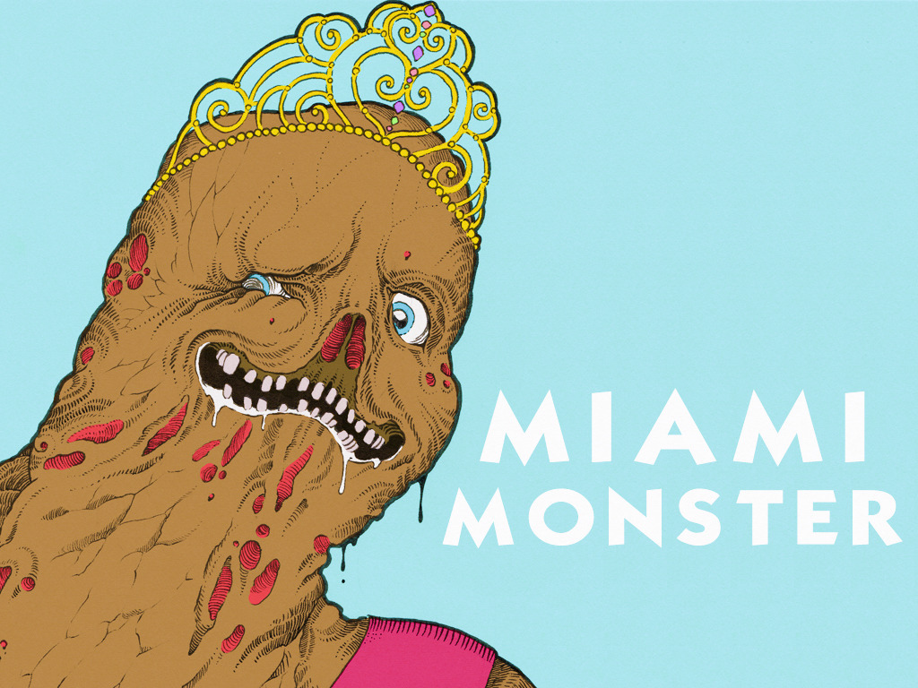 MIAMI MONSTER's video poster