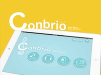 Conbrio - gamifying the building of music foundation
