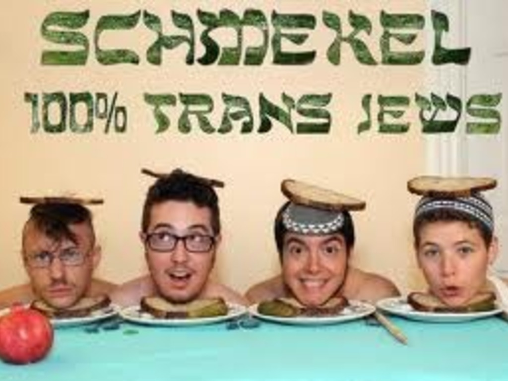 Schmekel 100% Trans Jews Needs Wheels!'s video poster