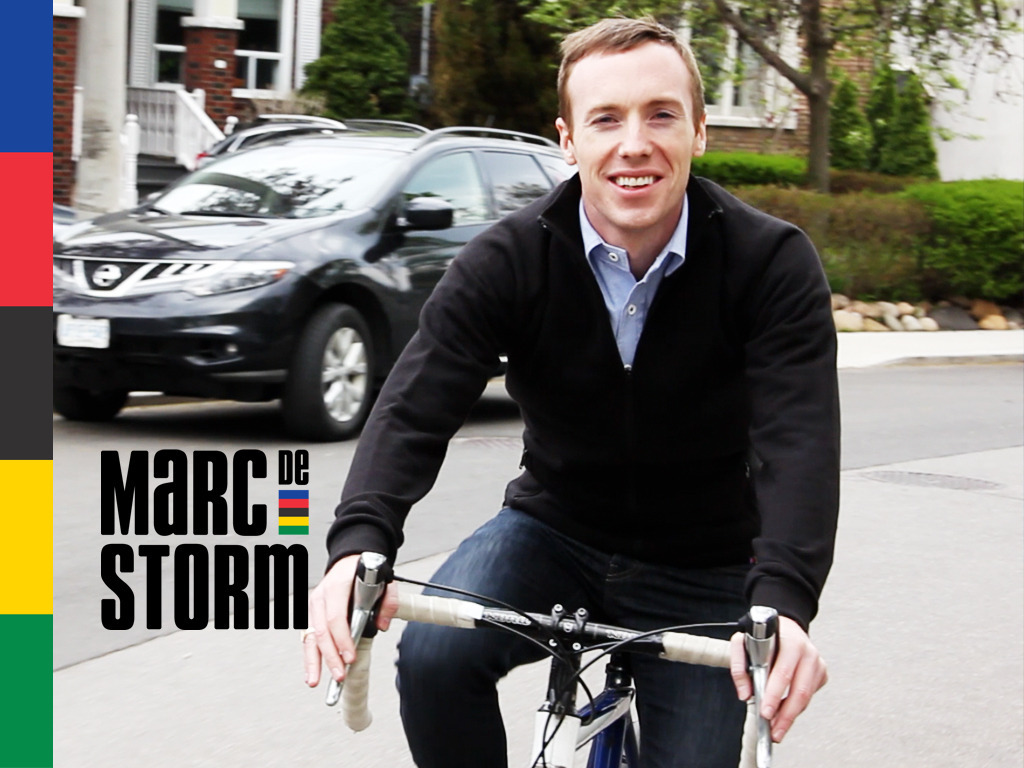 Marc De Storm - Cycle Wear You Actually Want to Wear's video poster