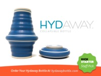 HYDAWAY:  A Collapsible Water Bottle Fit for Every Adventure