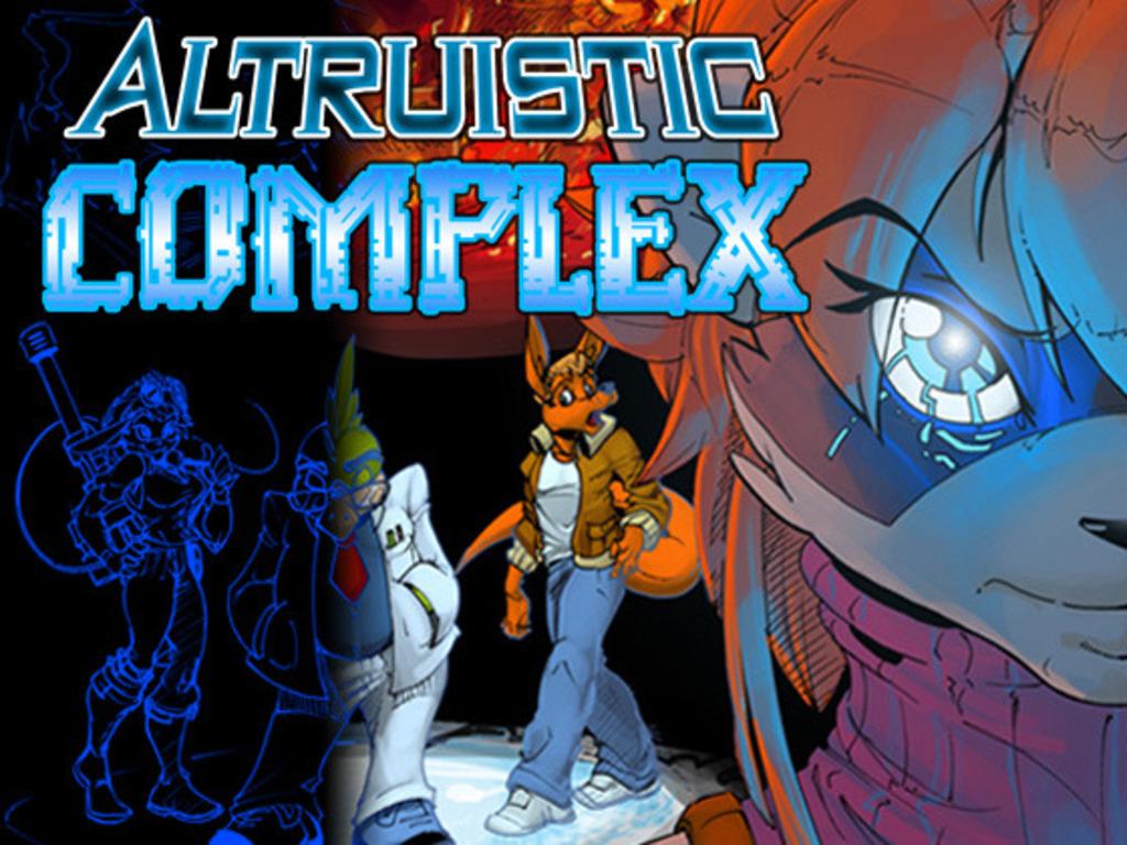 Altruistic Complex - Book 1's video poster