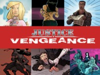 Justice/Vengeance: Libations for the Dead (Vol 1)