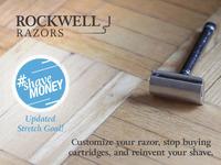 Rockwell Razors - Shaving, Reinvented