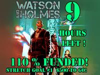 Watson And Holmes Volume 2
