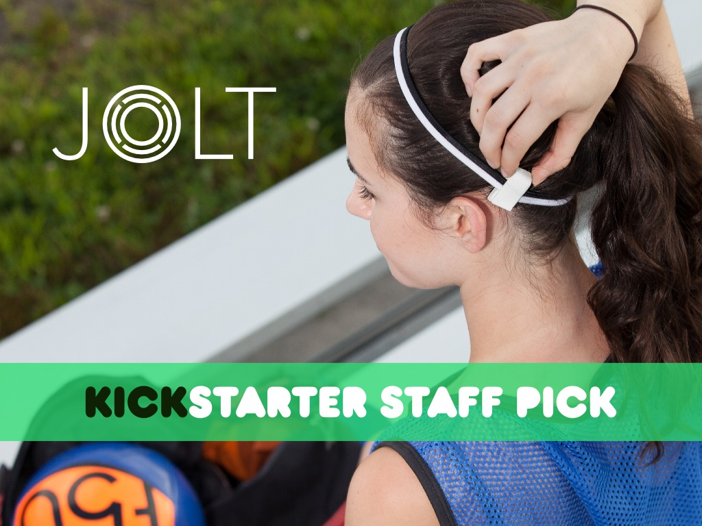 Jolt Sensor - Better Concussion Detection for Youth Athletes's video poster