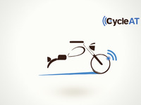 CycleAT - The tire sensor for bicycles and motorcycles.