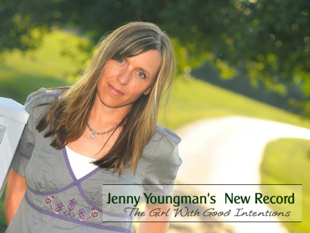 Jenny Youngman's New Record's video poster