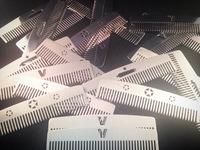 Vulcan: Laser Cut Combs