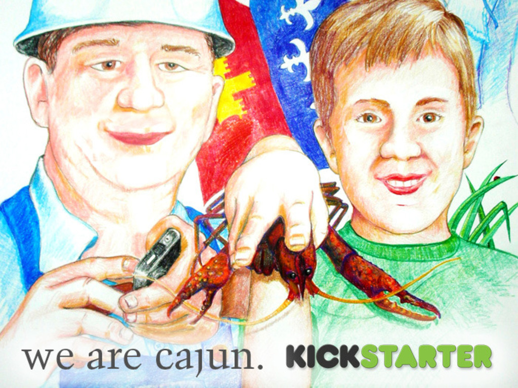 We Are Cajun. (On est Cadien'.) A Documentary Film's video poster