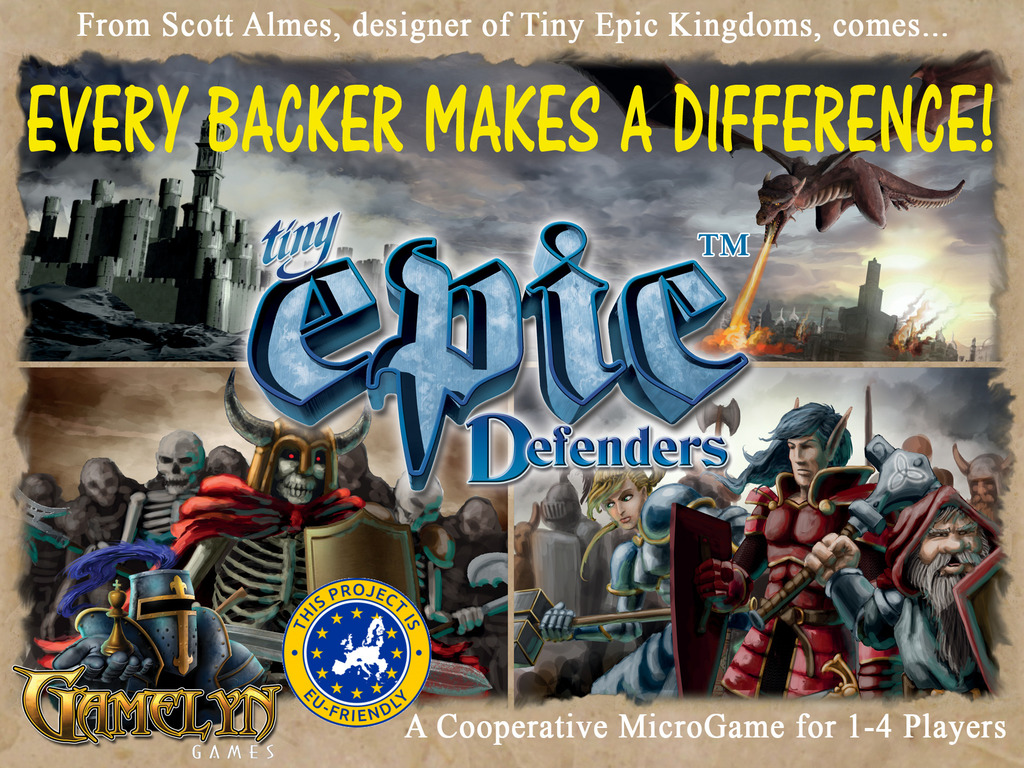 Tiny Epic Defenders's video poster
