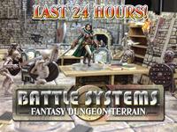 Battle Systems™ Fantasy Dungeon Terrain