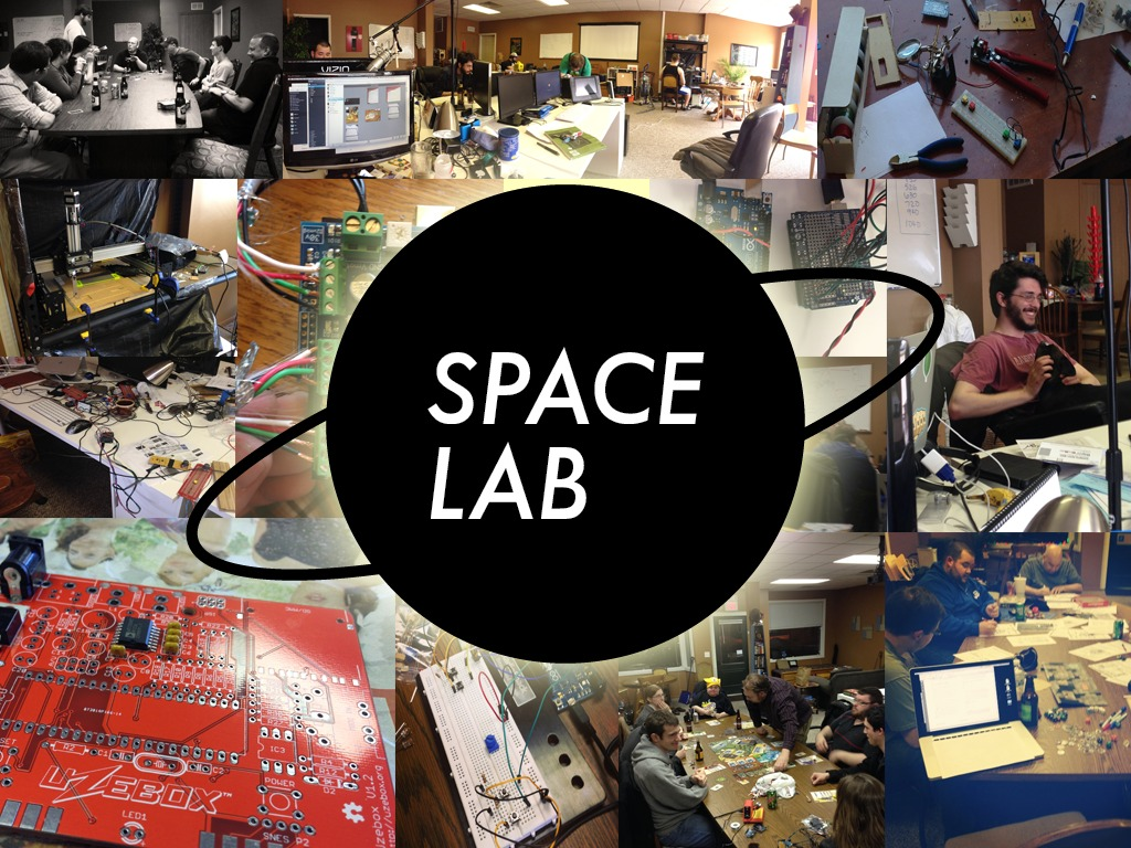 SpaceLab: A South Suburban Chicago Makerspace's video poster