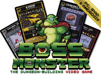 Boss Monster: Dungeon-Building Card Game for iOS & Android