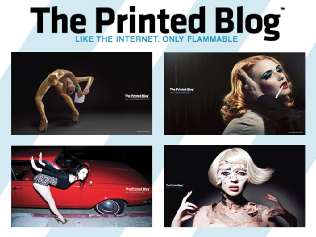 The Printed Blog's video poster