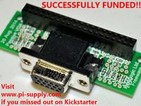 Gert VGA 666 Kit - Hardware VGA for Raspberry Pi