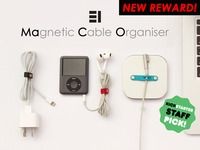 MaCO - Magnetic Cable Organiser